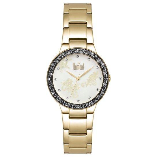 c9b10995084 Relógio Dumont Splèndore Feminino DU2035LWF 4D DU2035LWF 4D - Compre ...