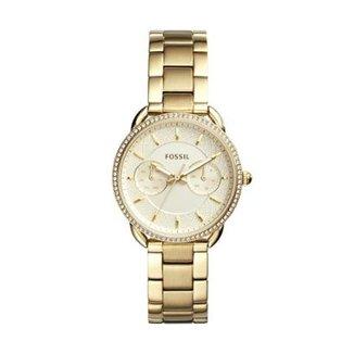 7b05e8e8f598de Relógio Fossil Feminino Tailor - ES4263/4DN ES4263/4DN