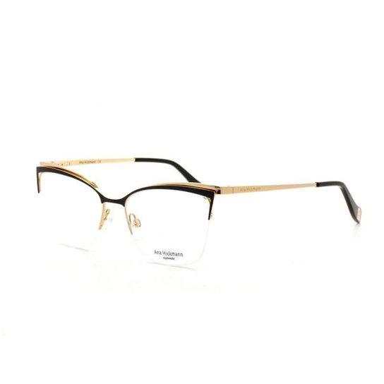 e7cd53b1d62bc Armação De Óculos De Grau Ana Hickmann 1357 T 54 C 09A - Compre ...