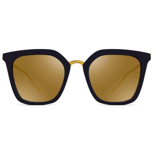 9c66a3f6c Óculos de Sol Ana Hickmann Feminino - Dourado | Zattini