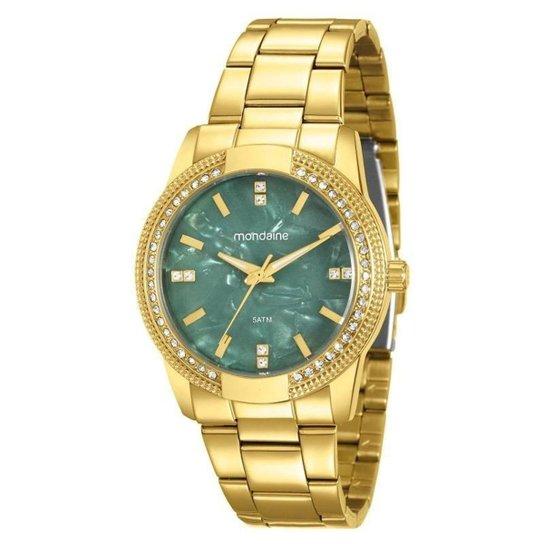 c015b0518 Relógio Mondaine Feminino - Dourado - Compre Agora | Zattini