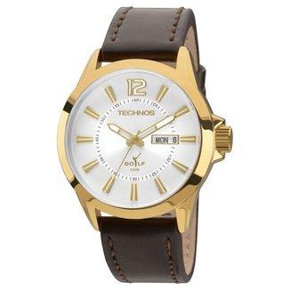 9f8d31d5d31 Relógio Technos Pulseira Couro