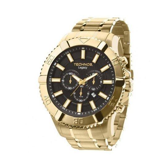 3389b968cf1 Relógio Technos Classic Legacy OS20IS 4P - Dourado - Compre Agora ...