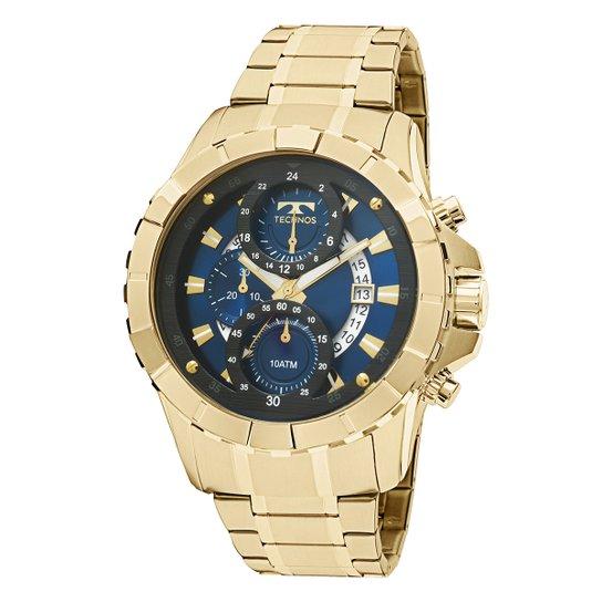 fa51c70994e Relógio Technos Masculino JS15EM4A - Compre Agora