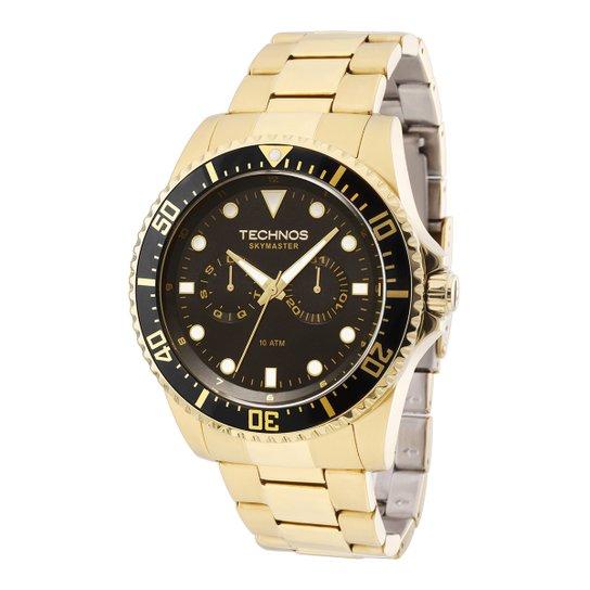8e6d4814ca835 Relógio Technos Masculino 6P25BF4P - Dourado - Compre Agora   Zattini