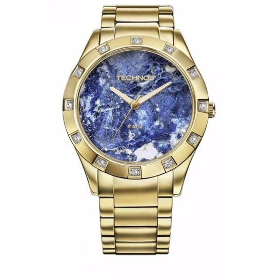 Relógio Technos Feminino Classic Riviera - Compre Agora   Zattini d4e3a55b5f