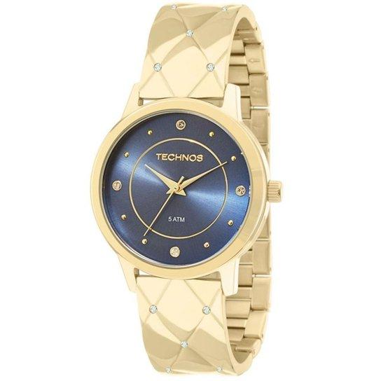 818385a65 Relógio Feminino Technos Analogico Elegance - Compre Agora   Zattini