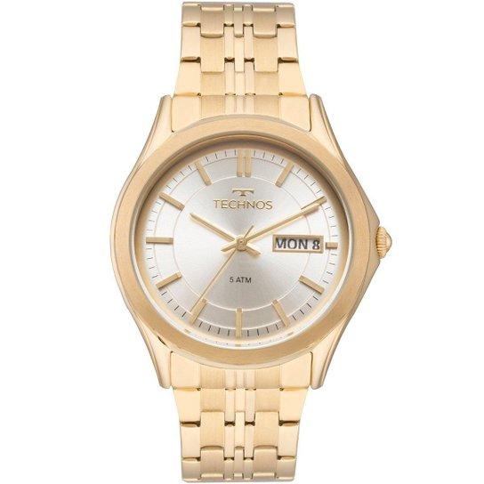 e1a70e79217 Relógio Technos Analógico 8205OC4K Feminino - Dourado - Compre Agora ...