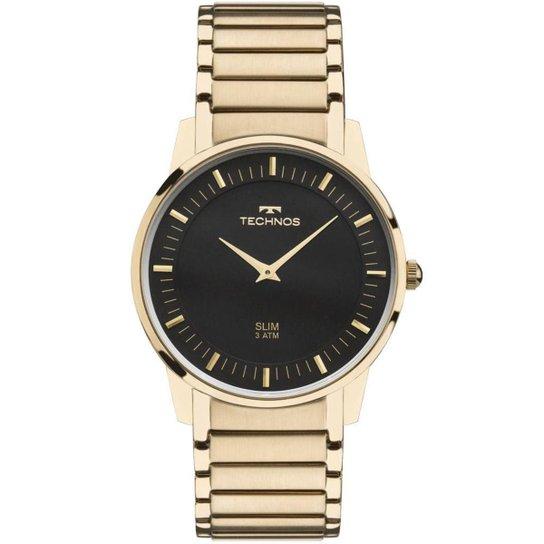 09bd7a15e0930 Relógio Technos Unissex Slim GL20AQ 4P GL20AQ 4P - Compre Agora ...