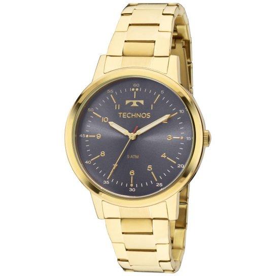 d75e1155f4e Relógio Feminino Technos Dress 2035MFN 4A - Compre Agora