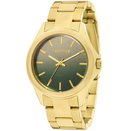 4c42ee3d98494 Relógio Technos Trend Feminino Analógico - 2035MCV 4V 2035MCV 4V - Dourado