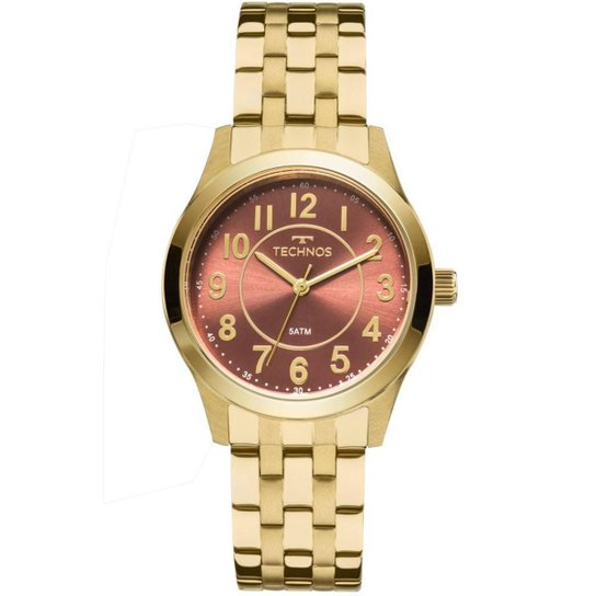 fc83bac519014 Relógio Technos Feminino Boutique 2035MJD 4R 2035MJD 4R - Dourado ...