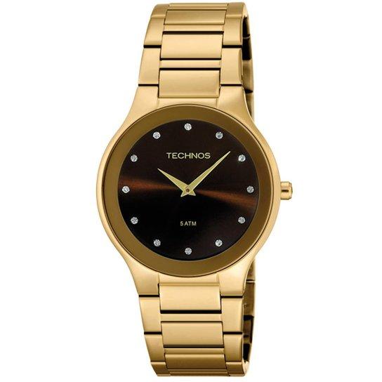 48c170aa0f2 Relógio Technos Feminino Dourado - 1L22WB 4M 1L22WB 4M - Compre ...