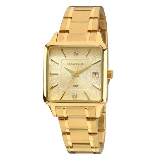 d8aa79466a8 Relógio Technos Elegance - 2315ABT K4D 2315ABT K4D - Dourado ...