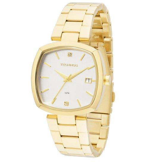 0956b9d60e2 Relógio Technos Ladies Feminino Analógico - 2115KPH 4K 2115KPH 4K - Dourado
