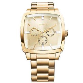 9055b3951cb Relógio Technos Feminino Dourado - 6P79AJ 4D 6P79AJ 4D