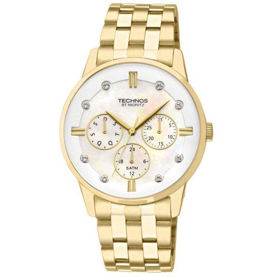 465ebae435a Relógio Technos Masculino Dourado - 6P29AEX 4B 6P29AEX 4B - Compre ...