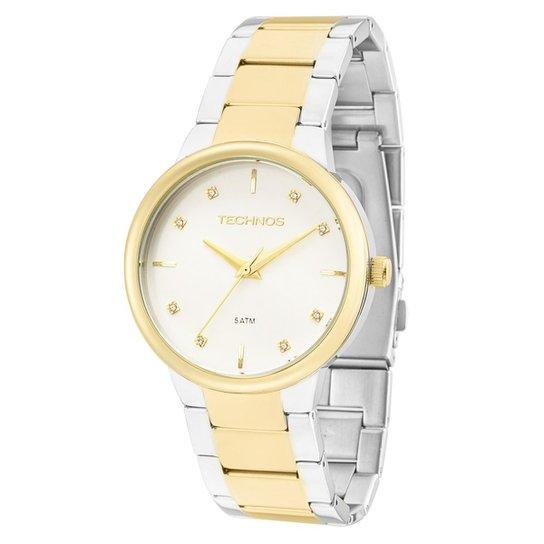 61287728f48 Relógio Technos Ladies Feminino Analógico - 2035LXZ 5K 2035LXZ 5K - Dourado