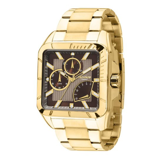 Relógio Technos Masculino Analógico JR00AM 4M JR00AM 4M - Compre ... bb96697715