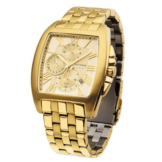 83f3ab4eafb Relógio Technos Masculino Analógico JS15AQ 4B JS15AQ 4B - Compre ...
