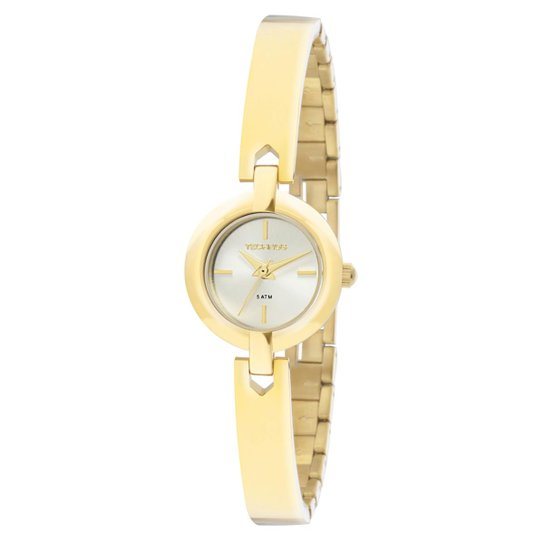27b77ff2b2e Relógio Technos Mini Feminino Analógico - 2035LXN 4X 2035LXN 4X - Dourado