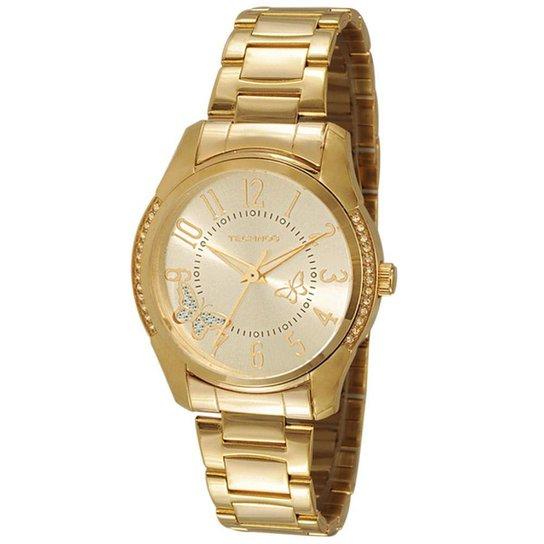 ed14799faed Relógio Technos Trend Feminino Analógico - Compre Agora