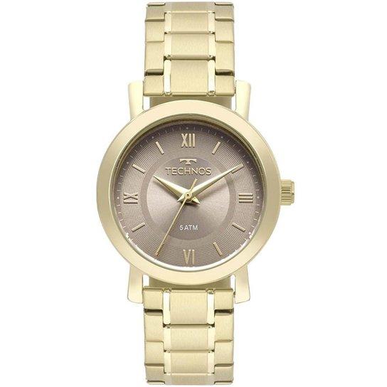 765ba7794a6 Relógio Technos Feminino - Dourado - Compre Agora