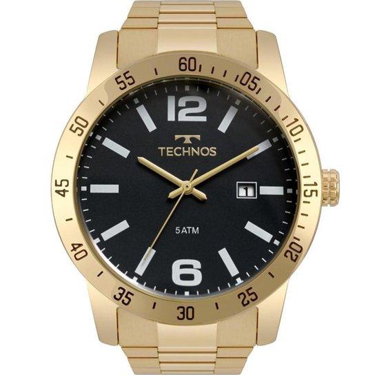 4d82329bfb7 Relogio Technos - Dourado - Compre Agora