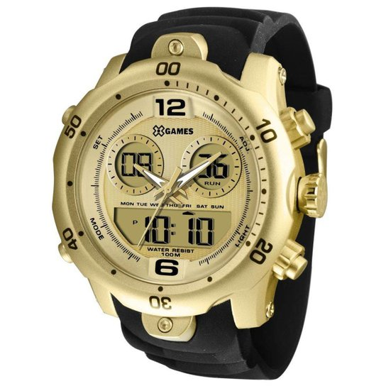 3d014643437 Relógio Masculino X-Game Xmppa208 - Compre Agora
