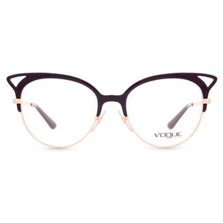 776641dd4 Armação Óculos de Grau V-Edge Vogue VO5138 W44-52