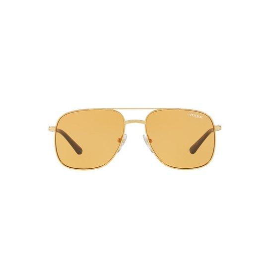 Óculos de Sol Vogue Retangular VO4083S Feminino - Compre Agora   Zattini e51c5f2c69