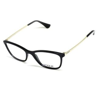 5899880b7f987 Armação De Óculos De Grau Vogue 5219-L T 51 C Feminino