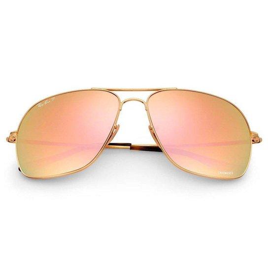 Óculos de Sol Ray Ban Chromance RBCH - Compre Agora   Zattini 31f121c3a8
