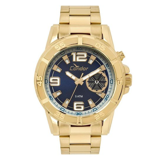 72a3d77bd7b84 Relógio Condor Masculino Civic - CO2317AA 4A CO2317AA 4A - Compre ...