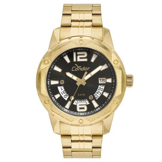 107bba402d581 Relógio Condor Masculino Ferragens - CO2415BL 4P CO2415BL 4P - Dourado