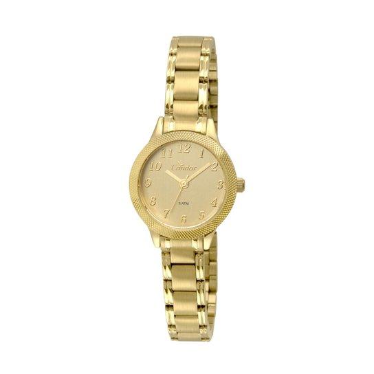 Relógio Condor Feminino Mini CO2035KRY 4D - Dourado CO2035KRY 4D - Dourado 3af3b09f24