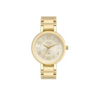 aafff97924e Relógio Condor Feminino Bracelete CODU2039LUO D - Dourado CODU2039LUO D