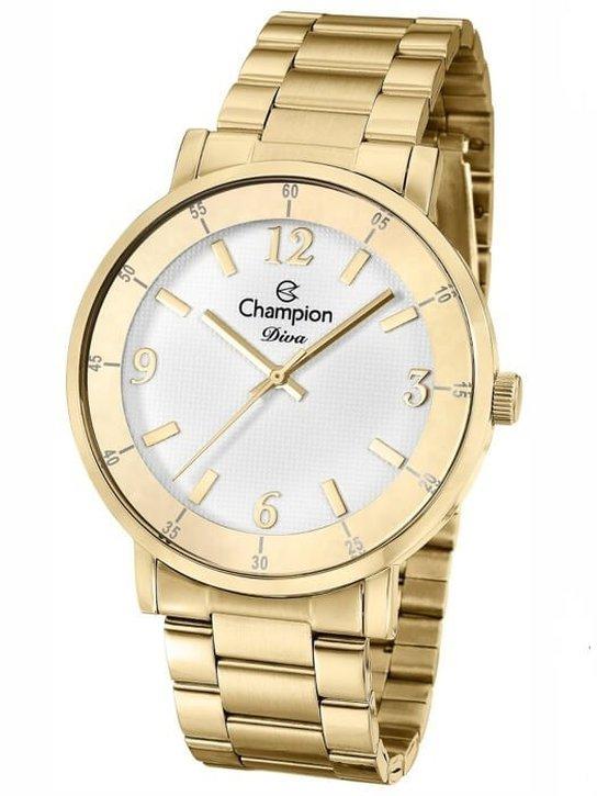 013855b84ec Relógio Champion Diva CN29687H - Compre Agora