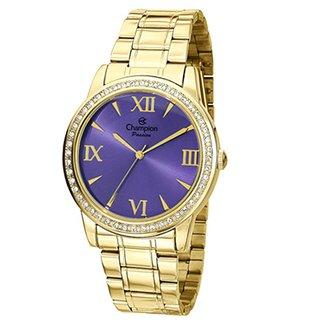 1c5fed5be63 Relógio Champion Analógico CH24679D Feminino