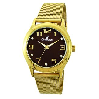6a477496680 Relógio Champion Analógico CN29007R Feminino