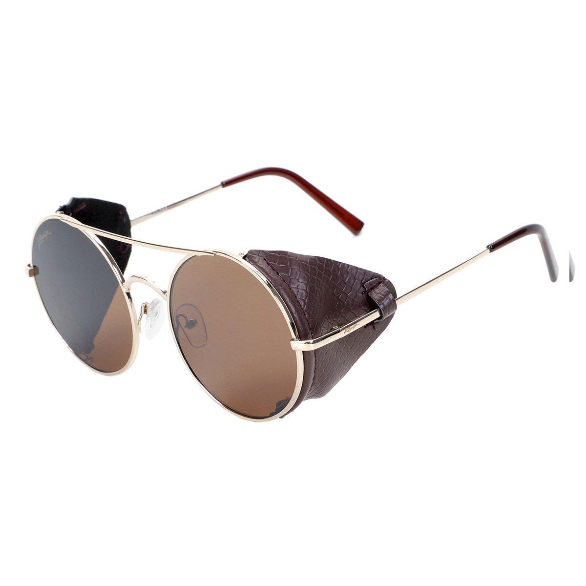 Óculos Solar Khelf Redondo MG0879-C2