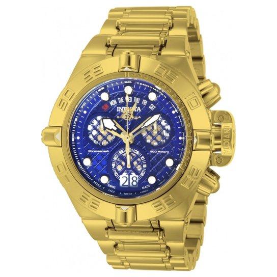 cdfc3155f89 Relógio Invicta Subaqua Analógico 014498 Masculino - Compre Agora ...