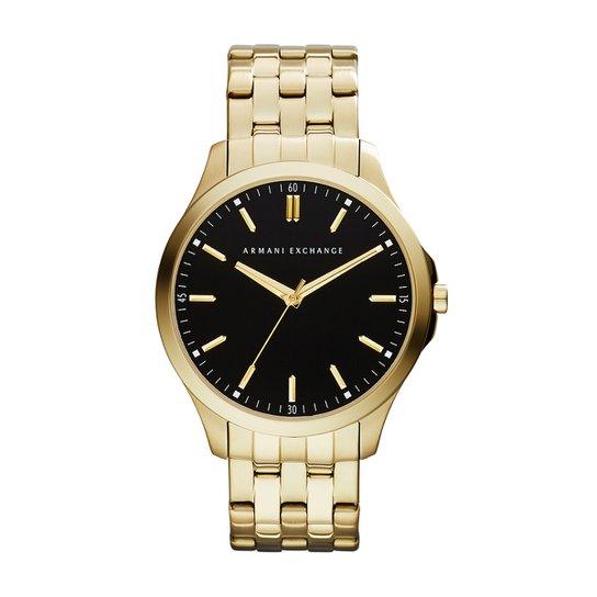 3d563b0a790 Relógio Armani Exchange Analógico AX21454PN Masculino - Compre Agora ...
