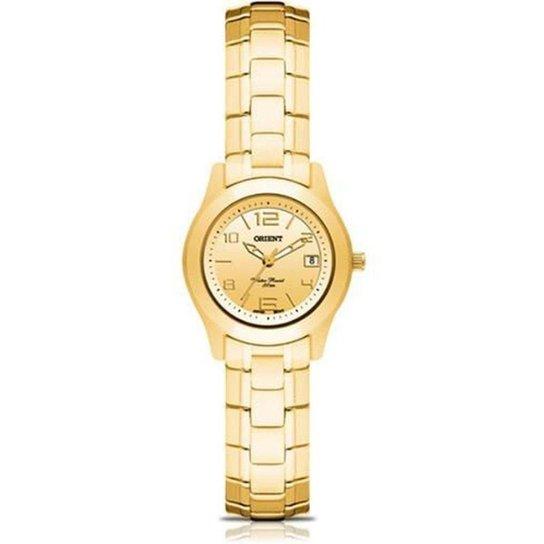 7a4471219e4 Relógio Orient Masculino Automatico Analogico Esportivo Scuba Driver  Automatico - Dourado