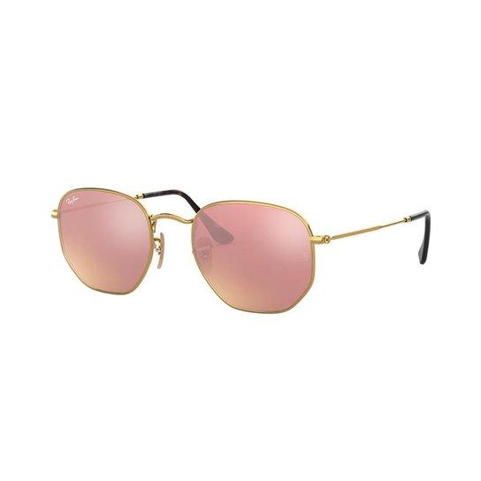 04f27322a0069 Óculos de Sol Ray-Ban RB3548NL Hexagonal - Compre Agora   Zattini