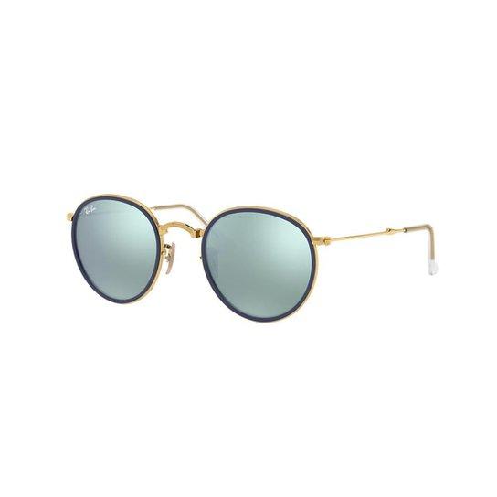 Óculos de Sol Ray-Ban RB3517 Round Dobrável - Compre Agora   Zattini afb984d74f