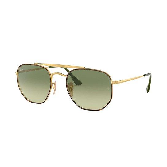 Óculos de Sol Ray-Ban RB3648 Feminino - Dourado - Compre Agora   Zattini 145df917af
