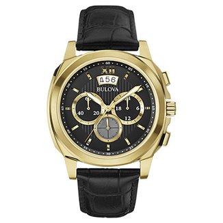 7fa03cbd8c8 Relógio Bulova Analógico WB31818U Masculino