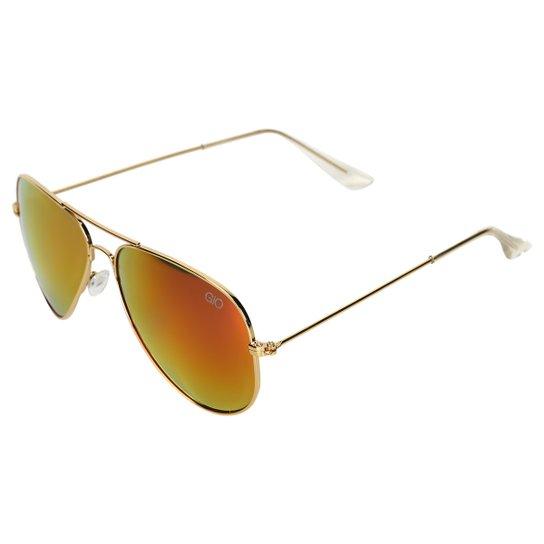 f855c6f77e171 Óculos Gio Antonelli Aviador Espelhado - Compre Agora   Zattini