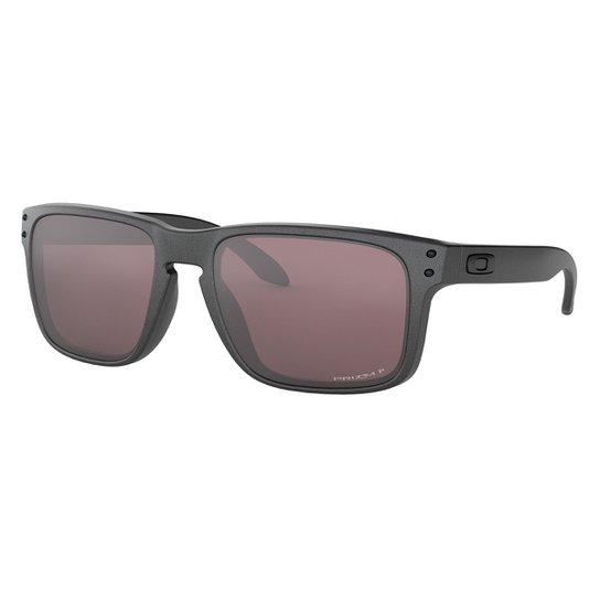 Óculos Oakley Holbrook - Preto e Cinza - Compre Agora   Zattini 0ed6c9e83f
